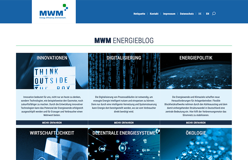 MWM Energieblog